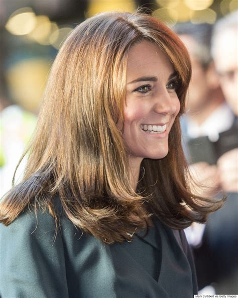 kate middletons shocking new hairstyle princess kate shows off new shorter do marie claire