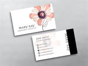 Mary Kay Business Card Template Mary Kay Business Cards Free Shipping