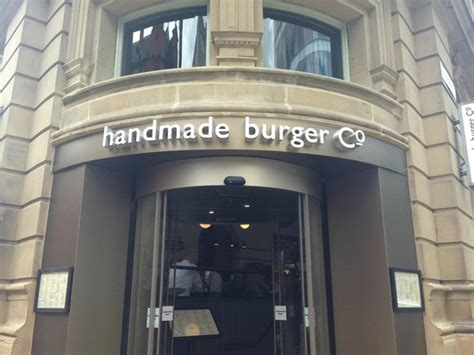 Handmade Burger Co Manchester - handmade burger co deansgate manchester picture of