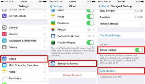 Iphone Icloud Backup Solved How To Fix Iphone Won T Backup To Icloud Dr Fone