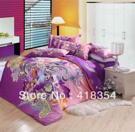 full size comforter cover new beautiful 4pc 100 cotton comforter duvet doona cover