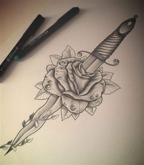 tattoo design knife old school ink traditionel tattoo nh old school ink