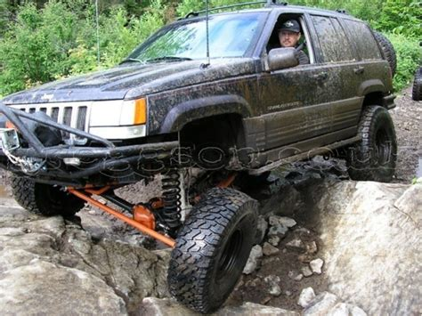 Jeep Zj Arm Kit Jeep Grand Zj 7 Lift Kit Suspension Arm