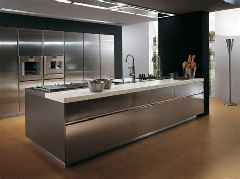 inox cucine cucine in acciaio inox cucina