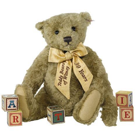 Rumauma Exclusive Teddy Hers For Anniversary Gift steiff witney exclusive artie teddy bears