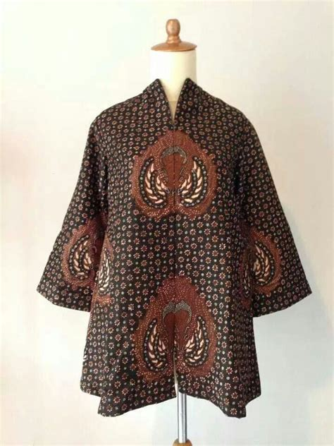 Outer Blazer Jaket Batik Modern 90 best batikbatik for extralarge images on