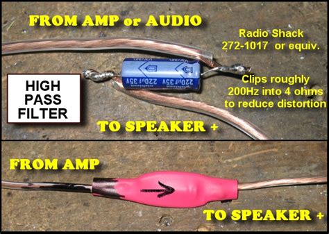 high pass filter for audio r56 speaker replacement how to page 21 american motoring