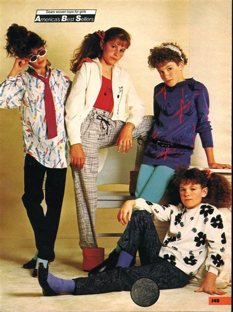 17 best ideas about 1980s fashion trends on