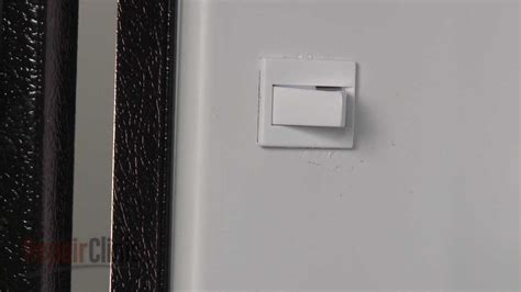 Switch Refrigerator Door Direction by Whirlpool Refrigerator Freezer Replace Door Switch