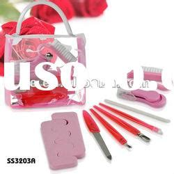 Baby Care Set 8in1 pedicure set pedicure set manufacturers in lulusoso