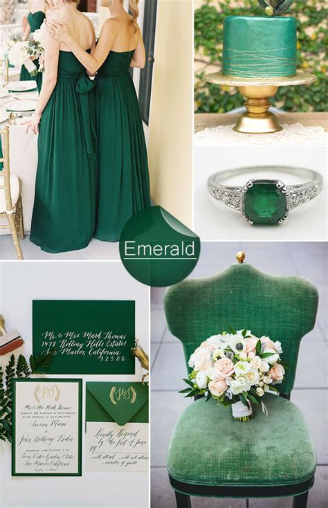 green wedding colors shades of green wedding color ideas and wedding invitations