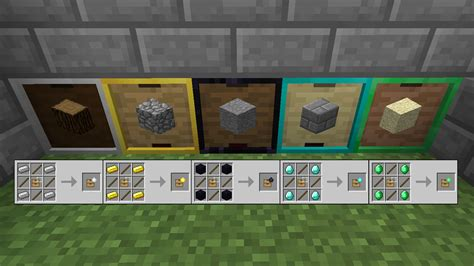 How To Make A Drawer In Minecraft storage drawers minecraft mods