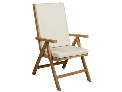 silla reclinable silla terraza reclinable de madera de teca cat 225 logo jard 237 n