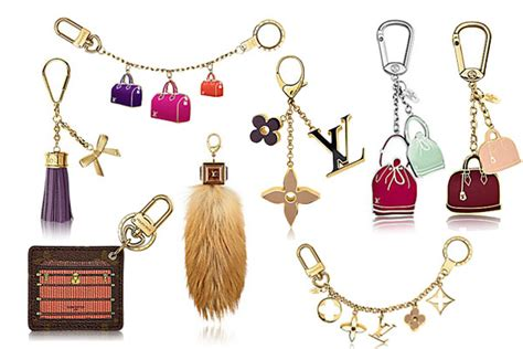 The Guide to Luxury Bag Charms for Fall from Fendi, Louis Vuitton and More!   Spotted Fashion