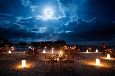 moonlight table     beach beaches nature