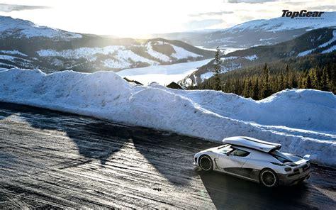 koenigsegg winter winter cars top gear koenigsegg koenigsegg agera r