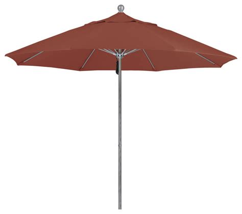 9 foot sunbrella fabric aluminum pulley lift patio patio