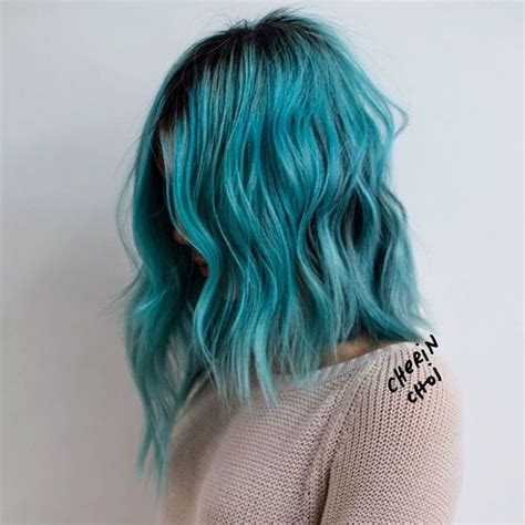 teal color hair 25 best ideas about teal hair on teal hair