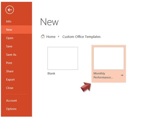 customized powerpoint templates how to create custom powerpoint template for all your