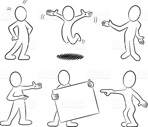Imagenes Blanco Y Negro Personas | dibujos animados personas en blanco y negro illustracion