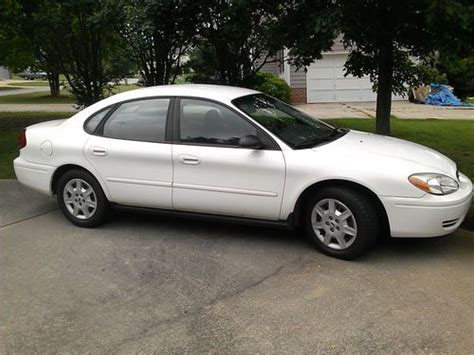 2007 ford taurus sel 3 0 liter ohv sell used 2007 ford taurus se sedan 4 door 3 0l in moore south carolina united states for us