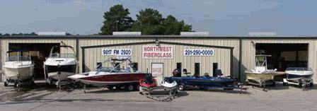 boat repair houston boat repair shop in lake conroe tx fiberglass boat