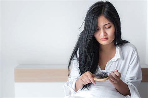 faktor penghambat pertumbuhan rambut   mengatasinya