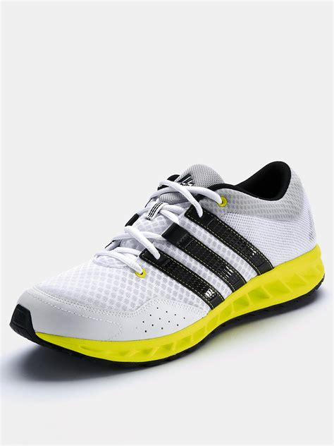 Adidas Maduro 2 adidas running trainers in yellow for white yellow lyst