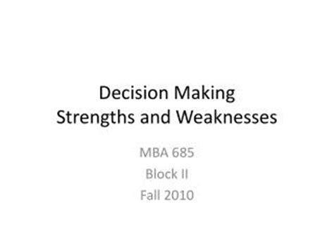 Strength And Weakness For Mba by Ppt Strengths And Weaknesses Of The Ga Constitution Of