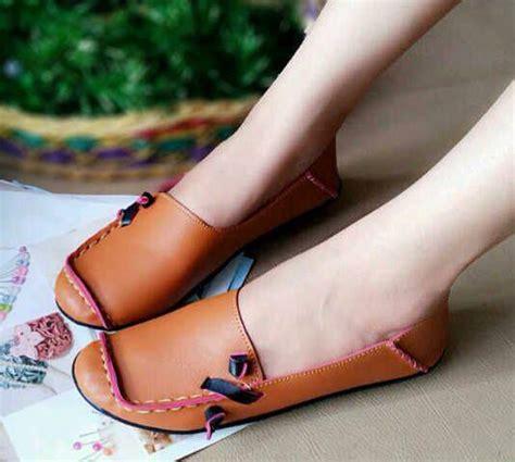 Sepatu Wanita No 39 Flat Wanita Merah Us 49 sepatu wanita terbaru flat murah sepatupatu