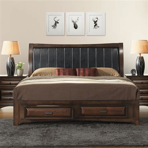 5 piece bedroom sets roundhill furniture broval panel 5 piece bedroom set wayfair