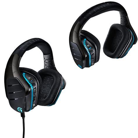 Headphone Logitech Logitech G Introduces New Gaming Headphones Business Wire