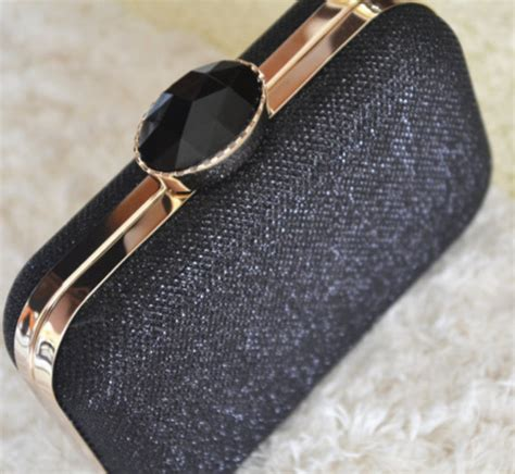 Wedding Box Clutch by Bag Clutch Bag Black Bag Box Clutch Purse