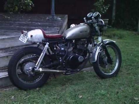 Suzuki Gn250 Cafe Racer Parts Drag Racing Fast Cars Dragtimes