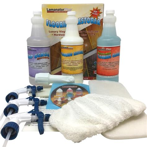 Complete Home Kit   Laminate Floor Cleaning & Restoration