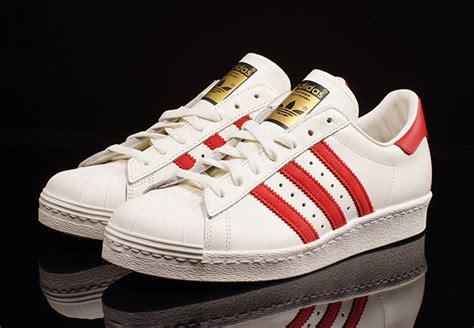 Adidas Supertar Classic B W adidas originals superstar deluxe 80s white