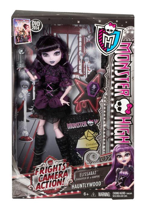 camara fotos monster high monster high frights camera action new stars doll