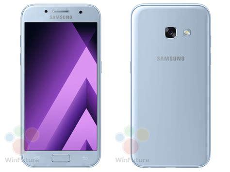 Anticrack Samsung Galaxy A3 2017 samsung galaxy a5 2017 and galaxy a3 2017 press renders leak out