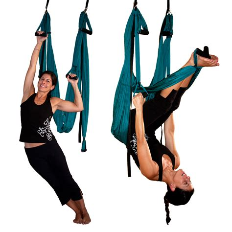 yoga swing for sale teal gravotonics aerial yoga inversion swing st