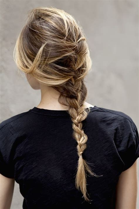 cornrows and loose bun french braided ponytail messy french braids and messy bun