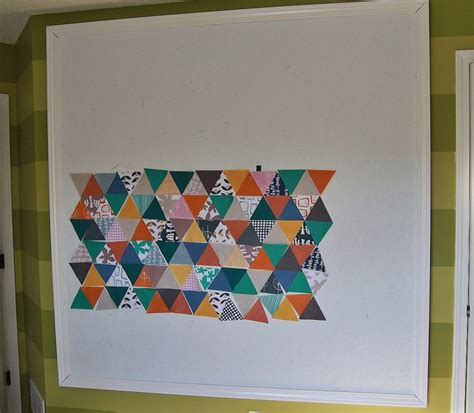 Design Walls For Quilting by Diy Quilt Design Wall Quilting Quilt