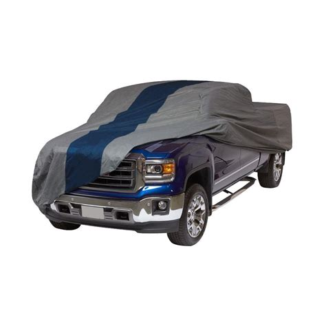 truck bed cab duck covers double defender extended cab standard bed semi custom pickup truck cover