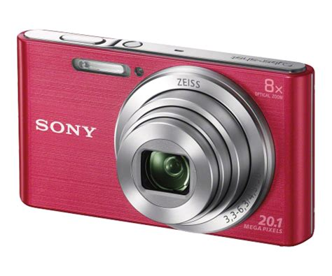 Kamera Sony Cybershot W 130 ces 2014 sony cyber w830 phổ th 244 ng 130 usd 20 1 mp zoom 8x chống rung quang
