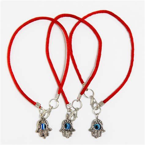 Pendant String Bracelet three kabbalah bracelet shipped directly from israel