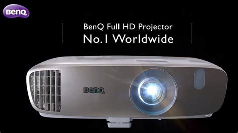 Proyektor Benq W2000 benq w2000 home cinema projector review hcc home theatre projectors