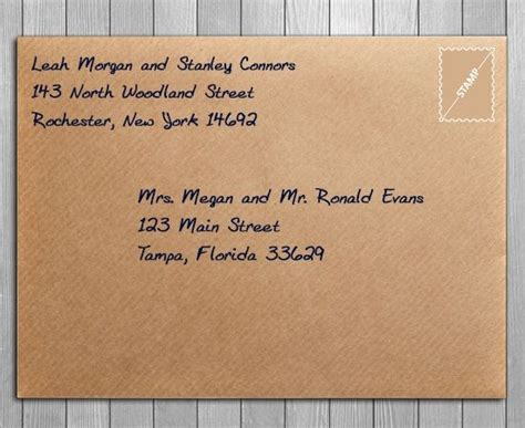 should i put return address on wedding invitation 7 essentials of save the date etiquette you should