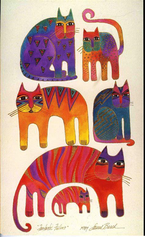 laurel burch felines artist painter laurel burch on pinterest laurel