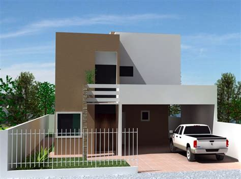 cocheras abiertas modernas fachadas de casas con cochera