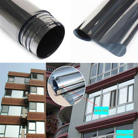 light reflecting window film mirror safety film reviews online shopping mirror safety