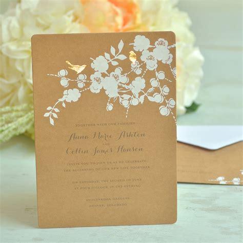 wedding card kits wedding invitation kits card design ideas